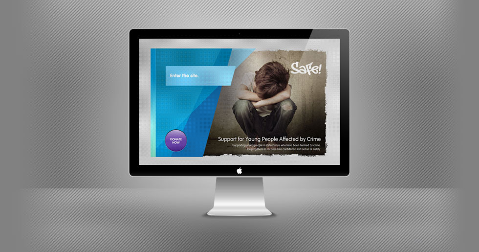 SAFE! Website Design