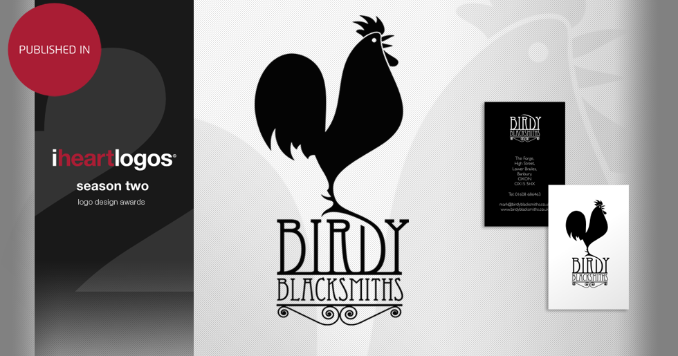 Birdy Blacksmiths Logo Design